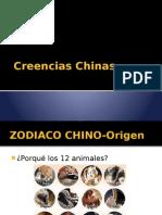 Creencias Chinas