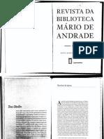 Revista Mario de Andrade