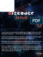 Discover Jesus 9 - I Am the Vine