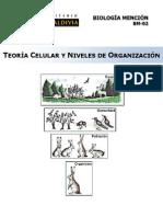 BM02 Teoría Celular y Niveles de Organización