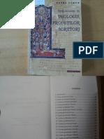Introducere in Teologia Profetilor Scriitori [Petre Semen]