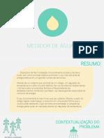 Projeto BoC - Medidor de Águas