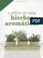 Plantas - Cultive en Casa Hierbas Aromaticas