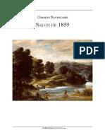 Baudelaire_Le Salon de 1859