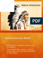 student example native americans
