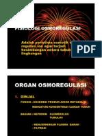 Fisiologi Osmoregulasi Libre