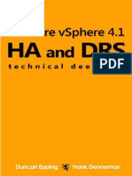 Vmware Vsphere 4.1 Ha and Drs Deep Technical Drive