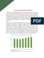 Minerales Existentes en México y Sus Zonas Mineras 1