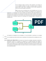 Grafico Fusion y Escision de Sociedades