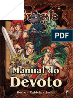 Tormenta RPG - Manual Do Devoto - Biblioteca Élfica
