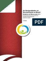As Desigualdades Na Escolarização No Brasil - Relatório de Observação Nº 4 - 12-2010