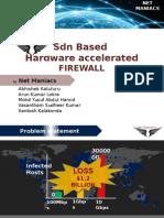 SDN firewall