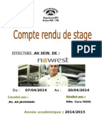 Le Stage Newrest