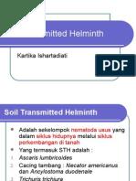 Soil Transmitted Helminth Kartika