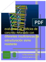 Tesis Evaluación de Edificios de Concreto Reforzado Con Diferentes Insuficiencias