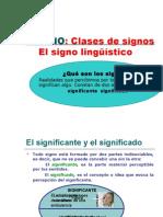 Signo linguístico