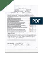 educ 2301 evaluation
