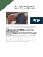 Transexual, gay e pai - homem dá à luz em fevereiro, i 201001
