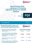 Broadcast Industry Brief