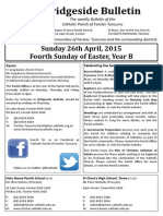2015-04!26!4th Sunday of Easter B