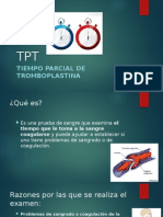 TPT y TP