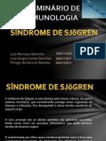 Seminario Imuno - Sindrome de Sjogren 2