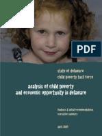 Child Poverty Taskforce