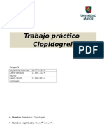 Clopidogrel farmaco general