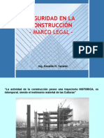 H&S Construcción - Marco Legal