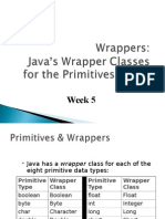 Wrappers PPT