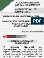 Plan Contable Gubernamental peru