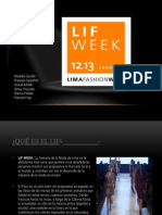Lima Fashion Week