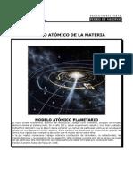 QC_02_2007 Modelo Átomico de La Materia