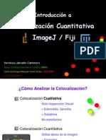 SMOC VLabrador ColocalizacionCuantitativa Ed DIC2011