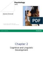 Chapter 2 Cognition and  Linguistic