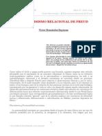El Narsicismo Relacional de Freud PDF