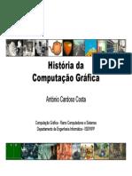 Historia da Computação Gráfica