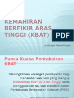 KBAT (HOTS) LPM