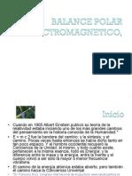 2.0 Balance Polar Electromagnetico,