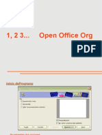 Tutorial 1 2 3 Open_office