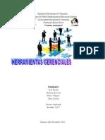 MONOGRAFIA+HERRAMIENTAS+GERENCIALES