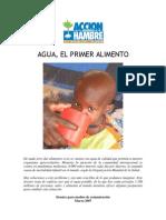 Dossier Día Mundial del Agua 07