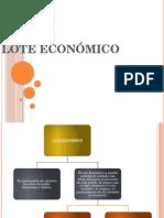 Lote Económico – Kanban – Mrp – Erp