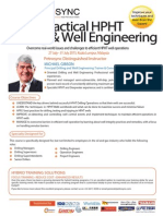 20150407093658 PST0064 Practical HPHT Drilling and Well Engineering July2015