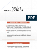 Monopolio Uniproductor
