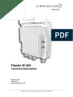 Ceragon FibeAir IP-20Colombia Technical Description C7.9 ETSI Rev a.05