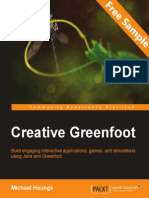 Creative Greenfoot - Sample Chapter