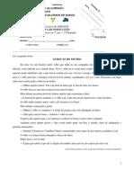 Prova de Português do 7.º Ano de escolaridade