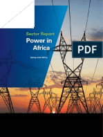 Power in Africa