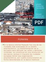 POPAYAN TOPOGRAFIA